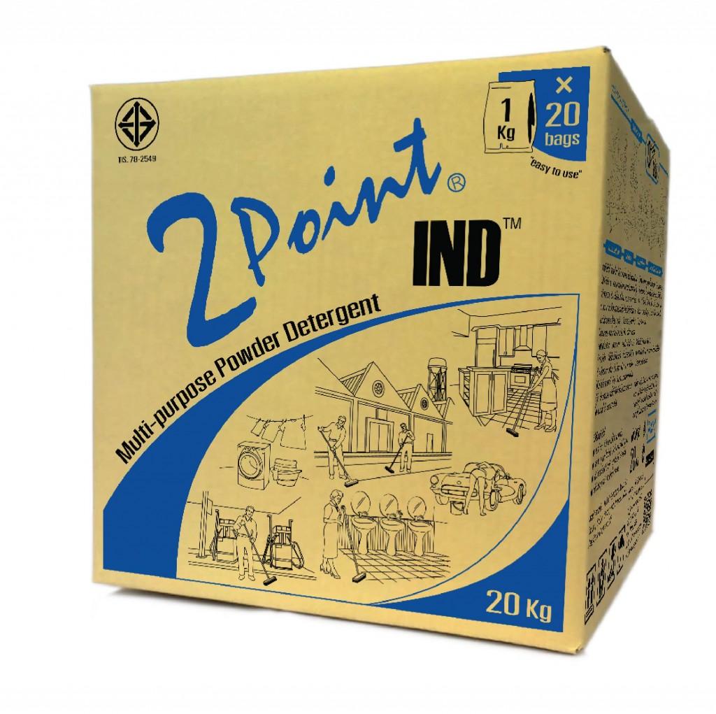multi purpose powder detergent 2POINT IND