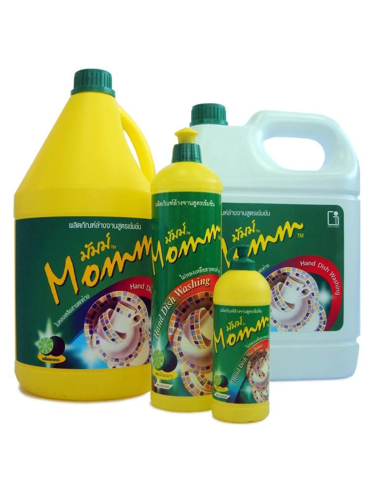concentrated dishwashing detergent MOMM